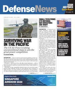 Defense News - 10 February 2020