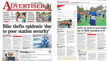 The Herts Advertiser – August 08, 2019