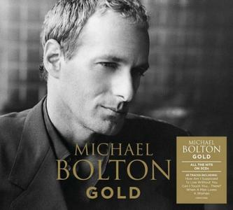 Michael Bolton - Gold (3CD, 2019)