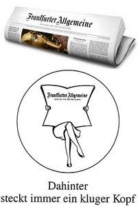Frankfurter Allgemeine Zeitung mit RMZ vom 9. März 2011