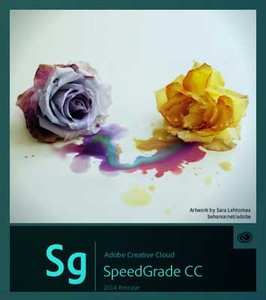 Adobe SpeedGrade CC 2014 v8.0.0 Multilingual | MacOSX