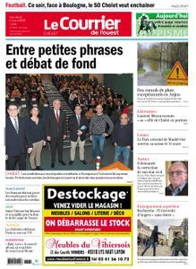 Le Courrier de l'Ouest Cholet – 06 mars 2020