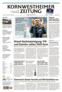 Kornwestheimer Zeitung - 09. November 2018