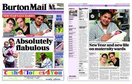 Burton Mail – January 02, 2018
