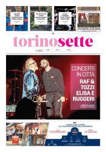 La Stampa Torino 7 - 24 Maggio 2019