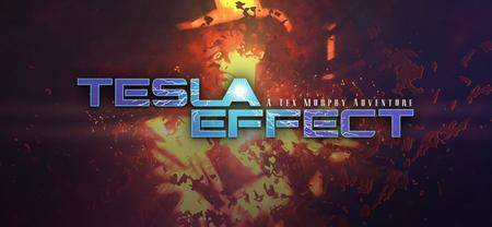 Tesla Effect: A Tex Murphy Adventure (2014)