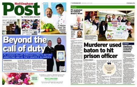 Nottingham Post – June 20, 2018