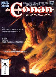 Conan Saga V1987 073 April 1993 - The Life and Times of Conan - Part 2