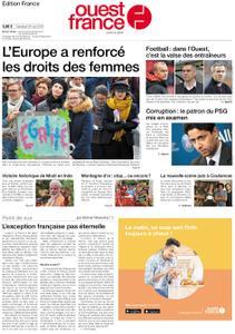 Ouest-France Édition France – 24 mai 2019
