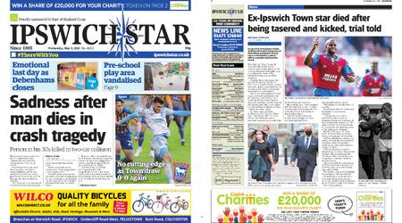 Ipswich Star – May 05, 2021