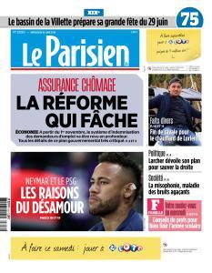 Le Parisien du Mercredi 19 Juin 2019