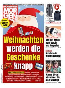 Hamburger Morgenpost – 14. Oktober 2021