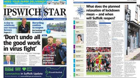 Ipswich Star – May 12, 2020
