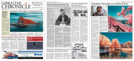 Gibraltar Chronicle – 07 June 2021