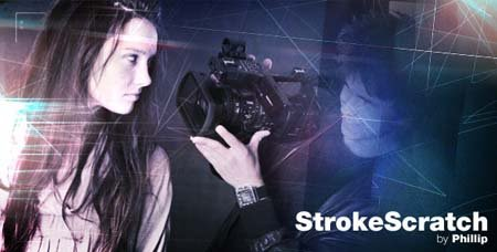 Videohive Strokescratch - After Effects Project