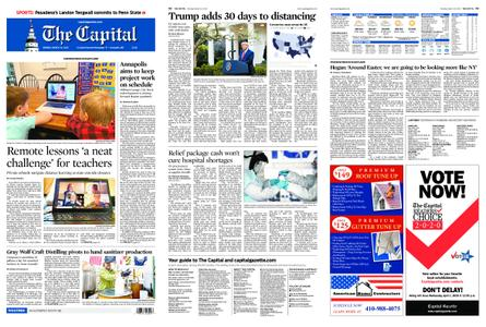 The Capital – March 30, 2020