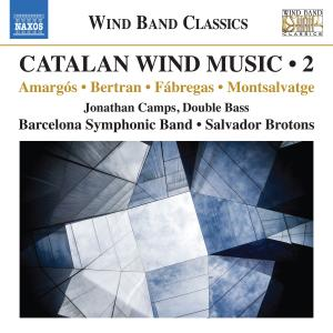 Jonathan Camps - Catalan Wind Music, Vol. 2 (2019)