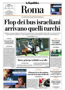 la Repubblica Roma – 25 maggio 2019