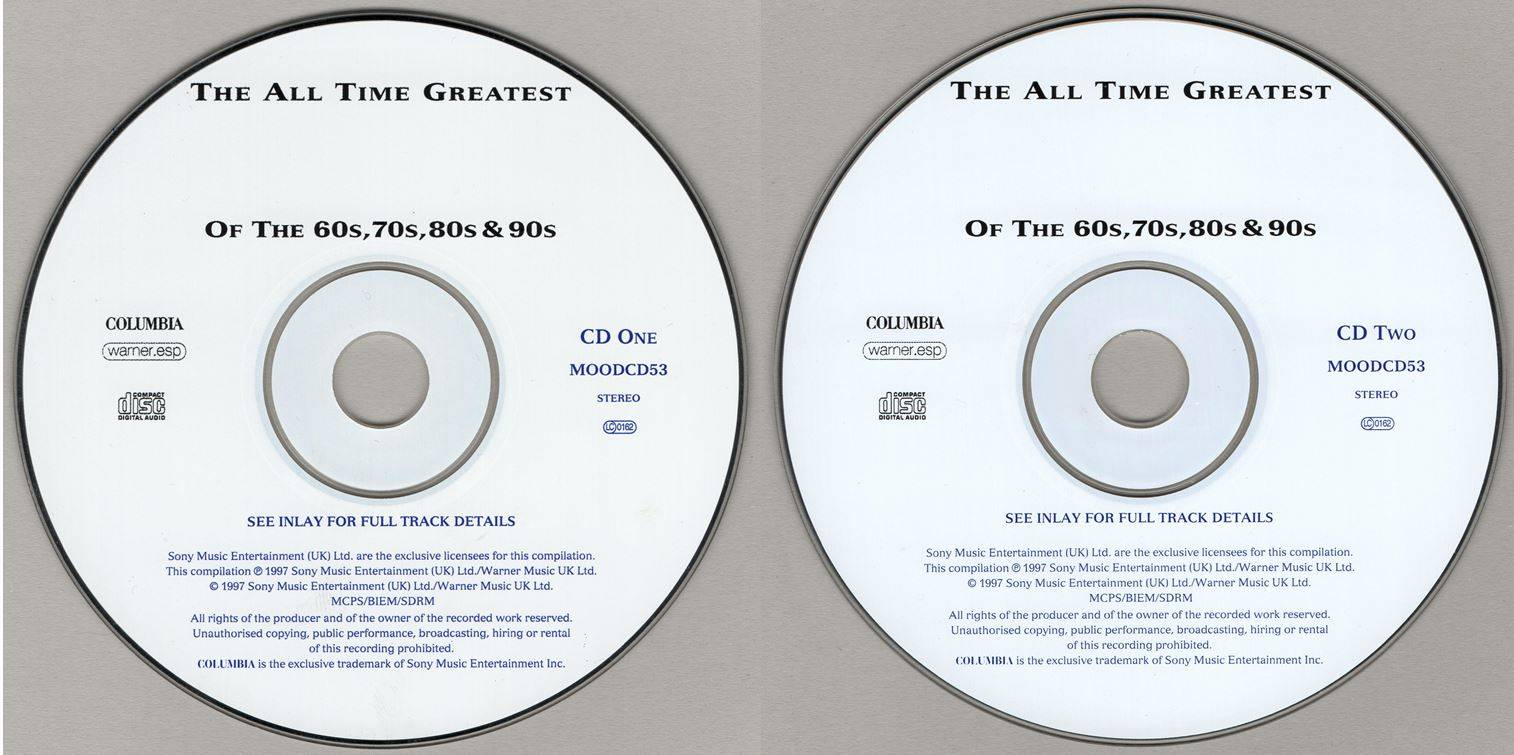 VA - The All Time Greatest Rock Songs Of The 60s, 70s, 80s