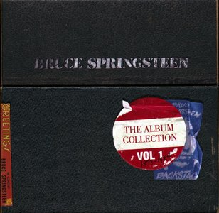Bruce Springsteen - The Album Collection Vol.1, 1973-1984 {8CD Box Set Columbia 88875014142 rel 2014}