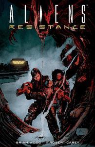 Dark Horse-Aliens Resistance 2019 Hybrid Comic eBook