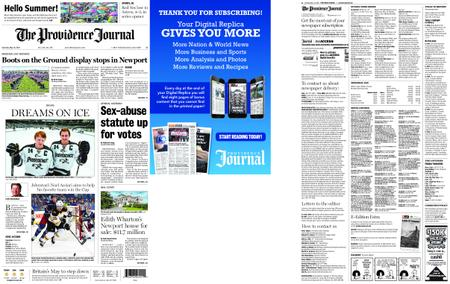 The Providence Journal – May 25, 2019