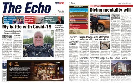 Evening Echo – April 23, 2020