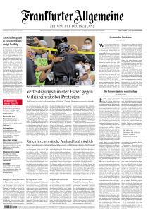 Frankfurter Allgemeine Zeitung - 4 Juni 2020