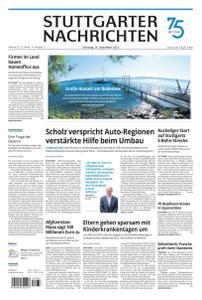 Stuttgarter Nachrichten - 14 September 2021