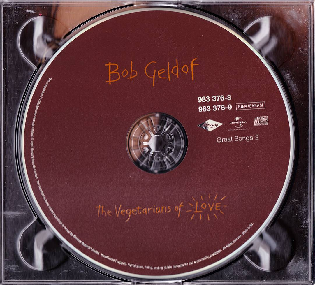 Bob Geldof - Great Songs Of Indifference: The Anthology 1986-2001 (2005) 4 CD Box Set [Re-Up]