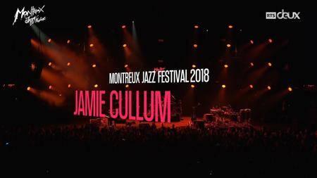 Jamie Cullum - Montreux Jazz Festival (2018) [HDTV, 720p]