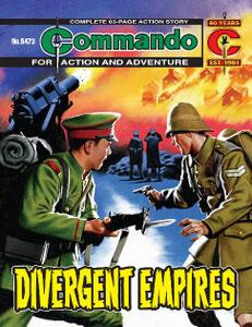 Commando No 5473 2021 HYBRiD COMiC eBook