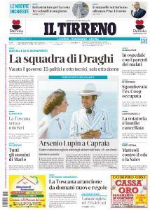 Il Tirreno Livorno - 13 Febbraio 2021