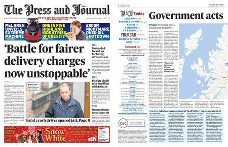 The Press and Journal Moray – December 13, 2017