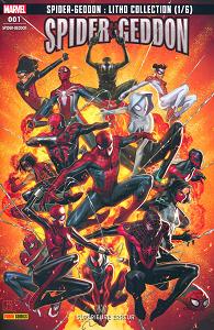 Spider-Geddon - Tome 1 - Superieur Erreur