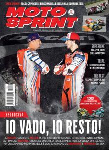 Moto Sprint N.22- 2 Giugno 2020