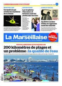 La Marseillaise du Languedoc - 22 juin 2018