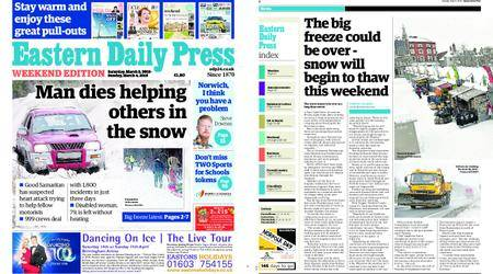 Eastern Daily Press – March 03, 2018