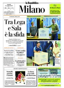 la Repubblica Milano – 27 maggio 2019