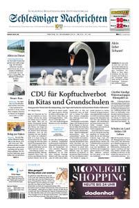 Schleswiger Nachrichten - 22. November 2019