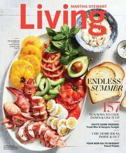 Martha Stewart Living - July 2018
