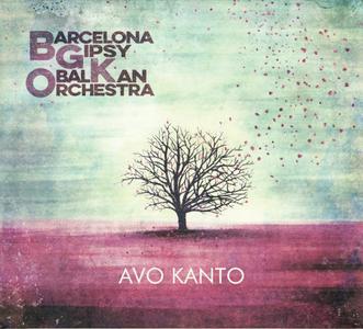 Barcelona Gipsy Balkan Orchestra - Avo Kanto (2018) {Satélite K SATKCD229}