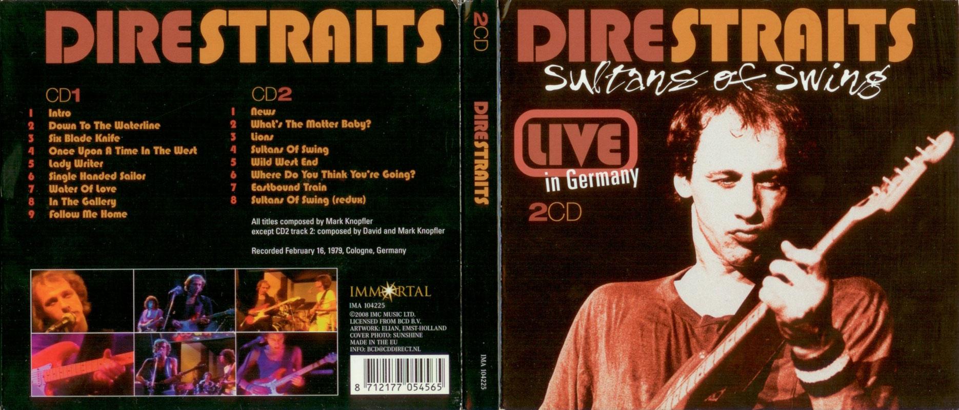 Dire straits sultans of swing download album