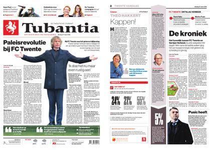 Tubantia - Enschede – 27 maart 2018