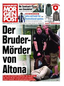 Hamburger Morgenpost – 04. September 2019
