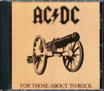 AC/DC - For Those About To Rock We Salute You (1981)
