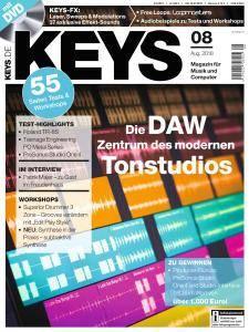 Keys - August 2018