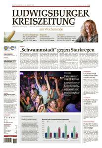 Ludwigsburger Kreiszeitung LKZ - 14 August 2021