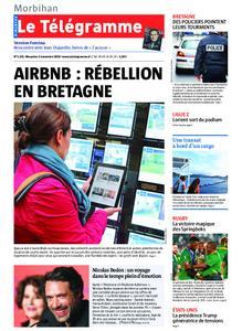 Le Télégramme Auray – 03 novembre 2019