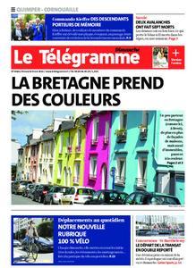 Le Télégramme Ouest Cornouaille – 09 mai 2021